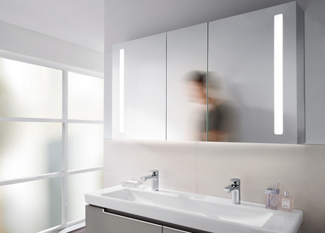 Villeroy boch spiegelkast my view 14 product in beeld for Carrelages salle de bain villeroy et boch