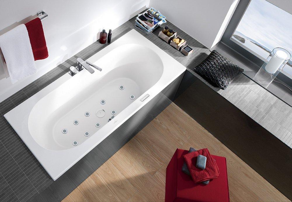 Villeroy Boch Whirlpool : villeroy boch whirlpool baden product in beeld ~ Watch28wear.com Haus und Dekorationen