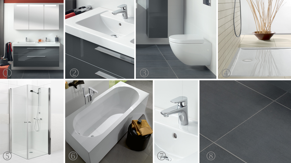 Villeroy & Boch All in One Badkamer - Product in beeld ...