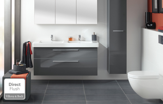 Villeroy & Boch All in One Badkamer