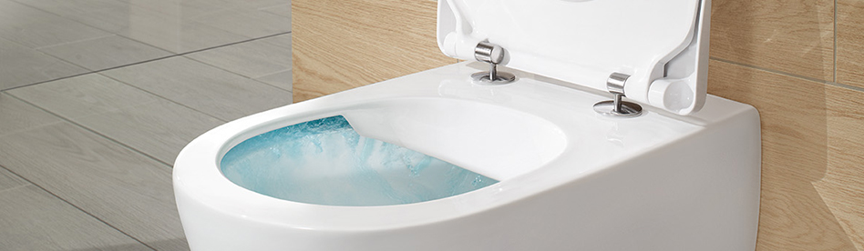 Villeroy & Boch DirectFlush toilet