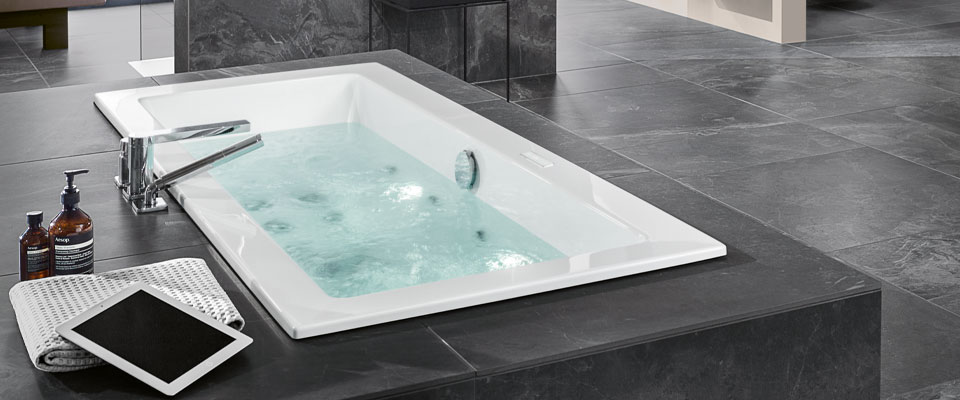 villeroy boch indoor whirlpools product in beeld startpagina voor badkamer idee n uw. Black Bedroom Furniture Sets. Home Design Ideas