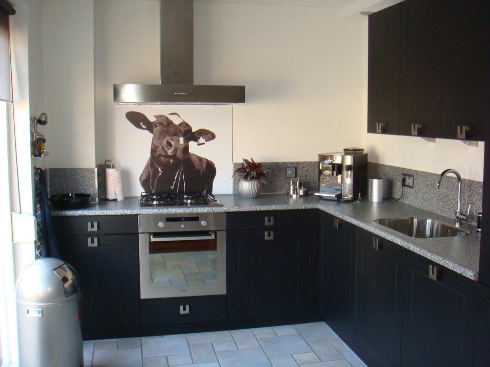 Visualls keukenachterwand foto premium   product in beeld ...