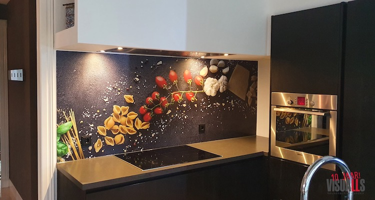 Premium collectie keukenachterwanden | Visuals