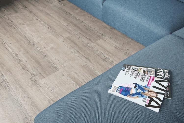 Pvc vloer voor vloerverwarming product in beeld startpagina