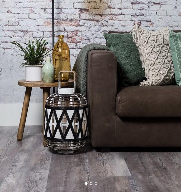 Vergrijsde vloeren van PVC | Vivafloors