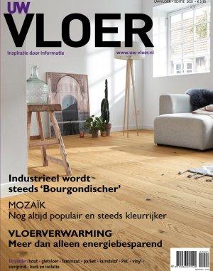 Vloerentrends 2021 - woonmagazine UW Vloer
