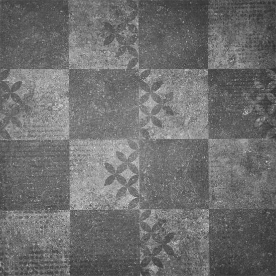 vtwonen buitentegel by Douglas & Jones Solostone Classic Checkmate