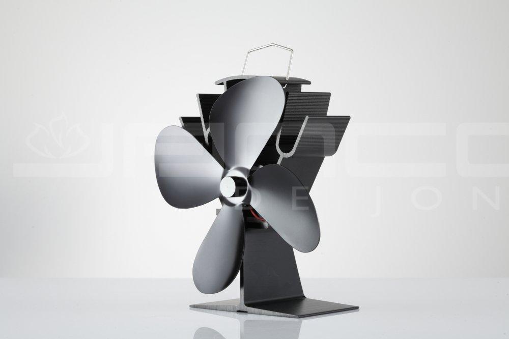 Super Warmte aangedreven ventilator - UW-haard.nl UY-15