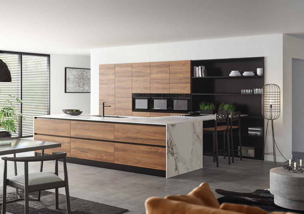Wat kost een houten keuken?