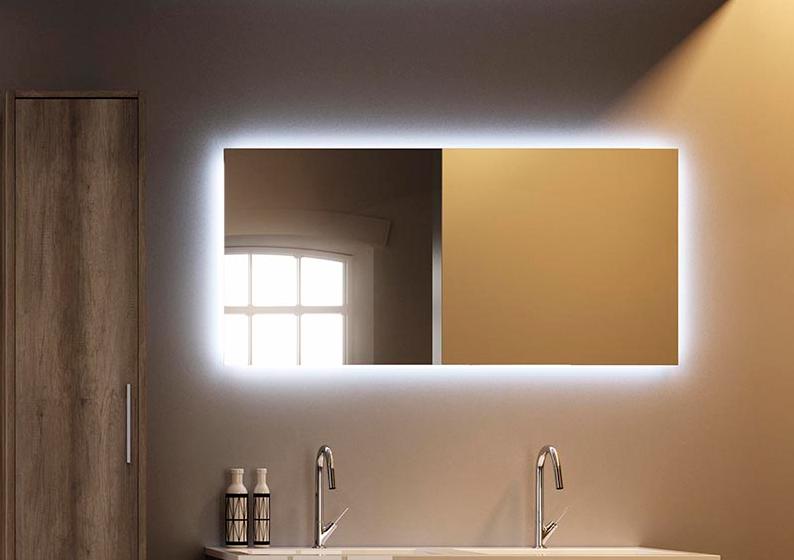 Luxe badkamerspiegels | Wavedesign