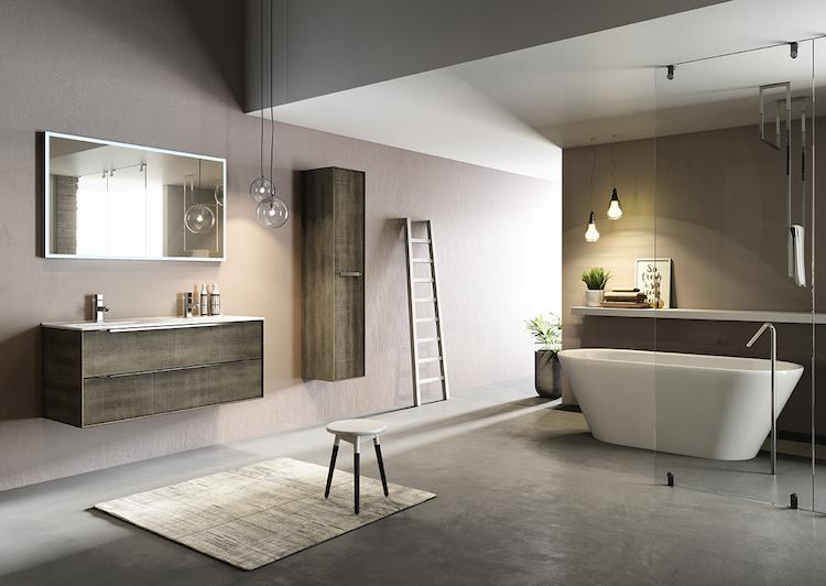 Onderkast badkamermeubel | Wavedesign