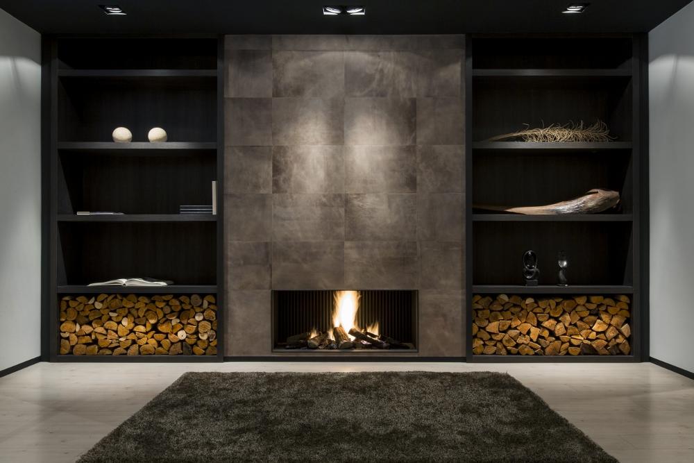weldor gas openhaard met meubelwand product in beeld startpagina voor haarden en kachels. Black Bedroom Furniture Sets. Home Design Ideas