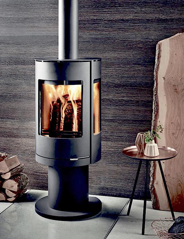 Westfire houtkachel Uniq 37 pedestal