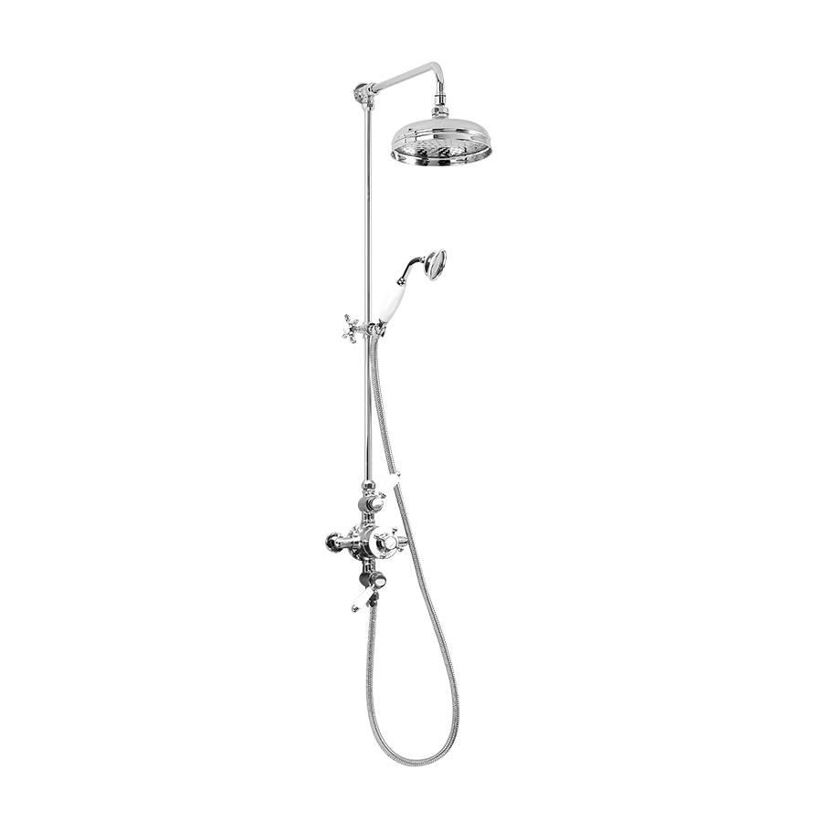 Windsor klassiek landelijke en industriële douches