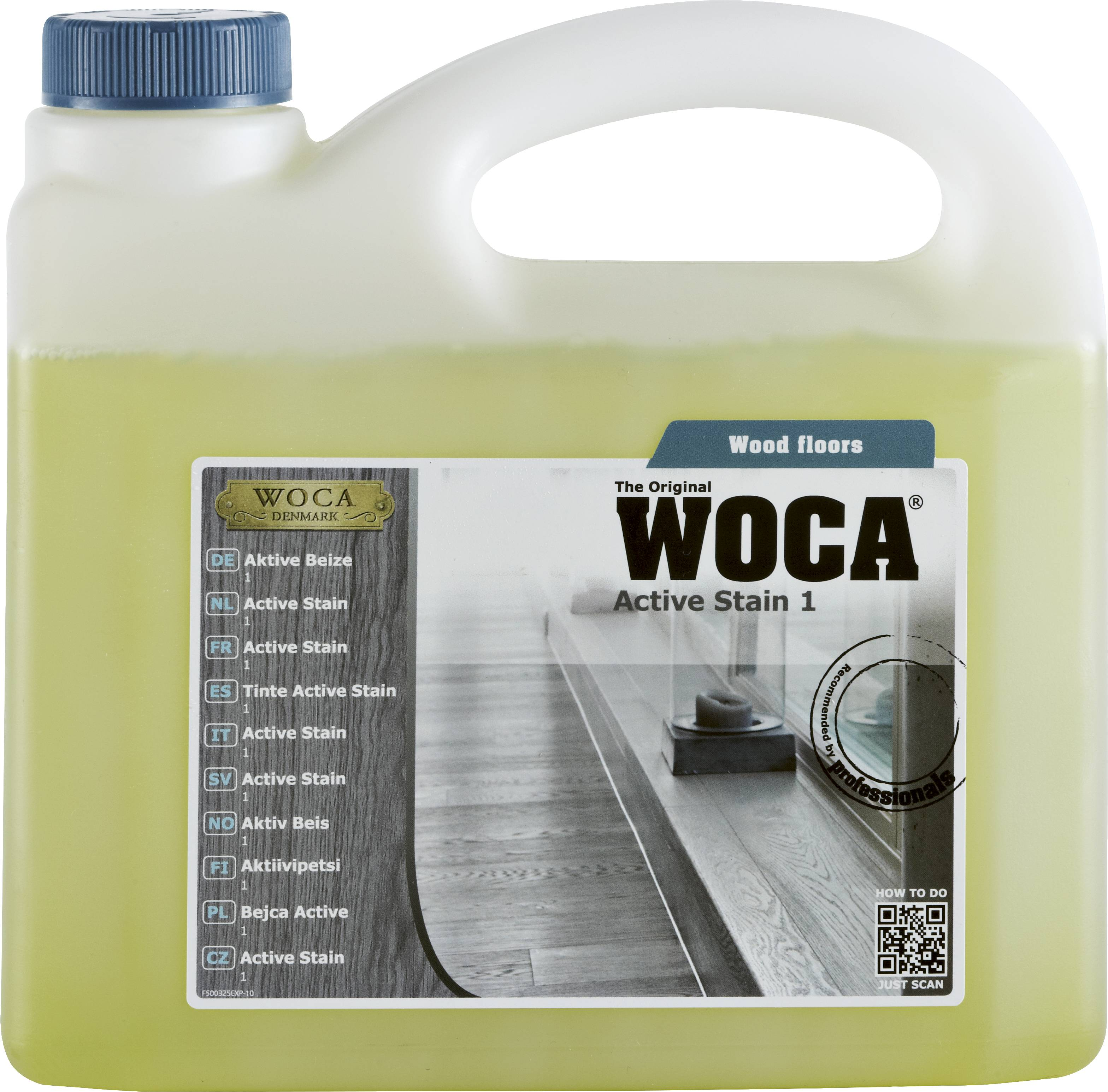 WOCA Active Stain