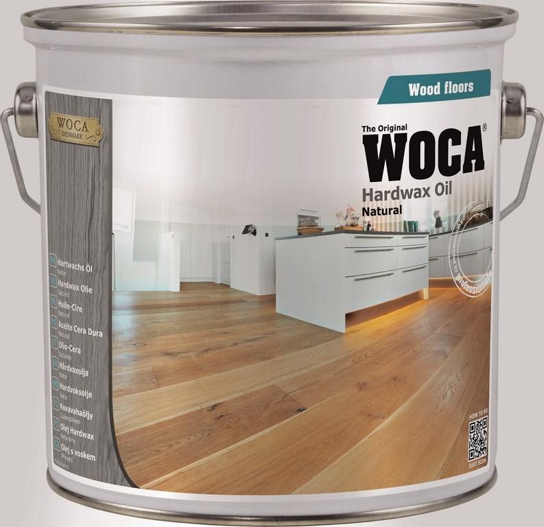 WOCA Hardwax olie