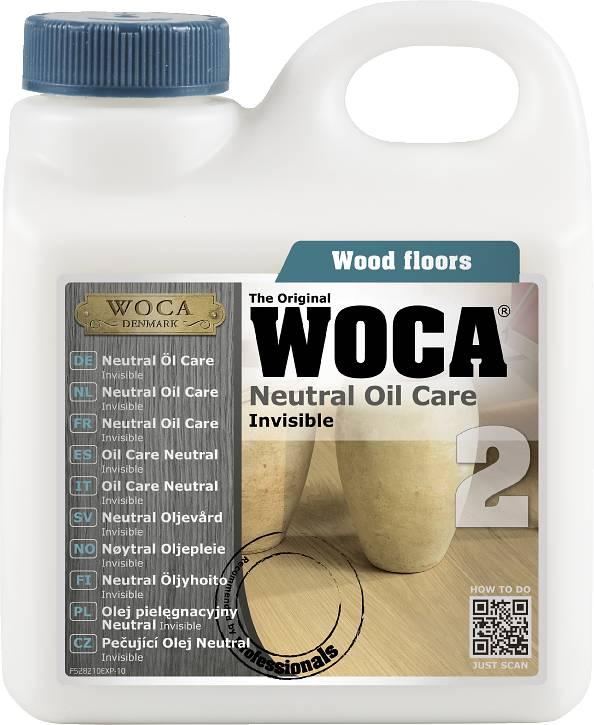 WOCA Neutral Oil Care