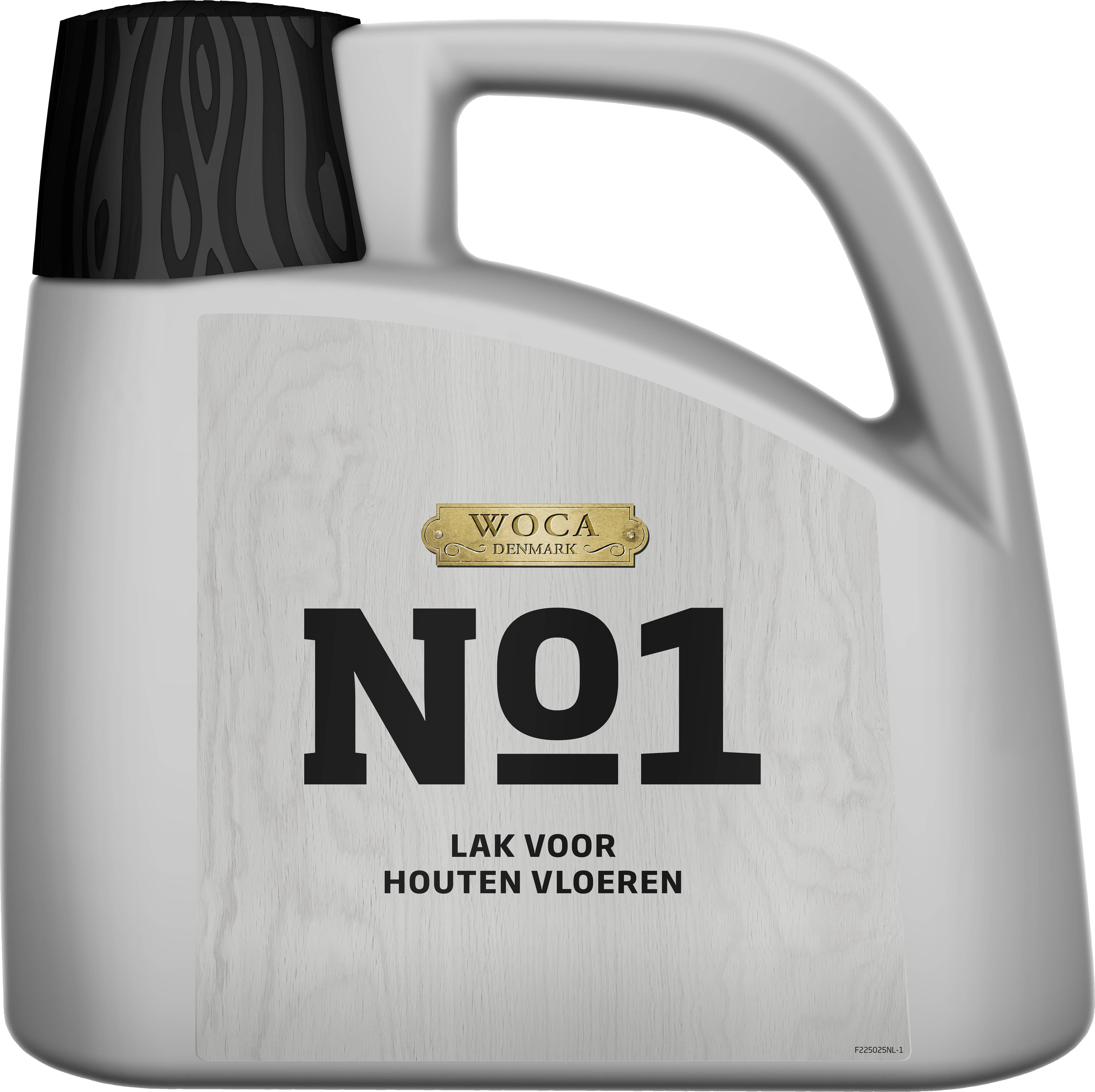 WOCA No1 Lak voor houten vloeren