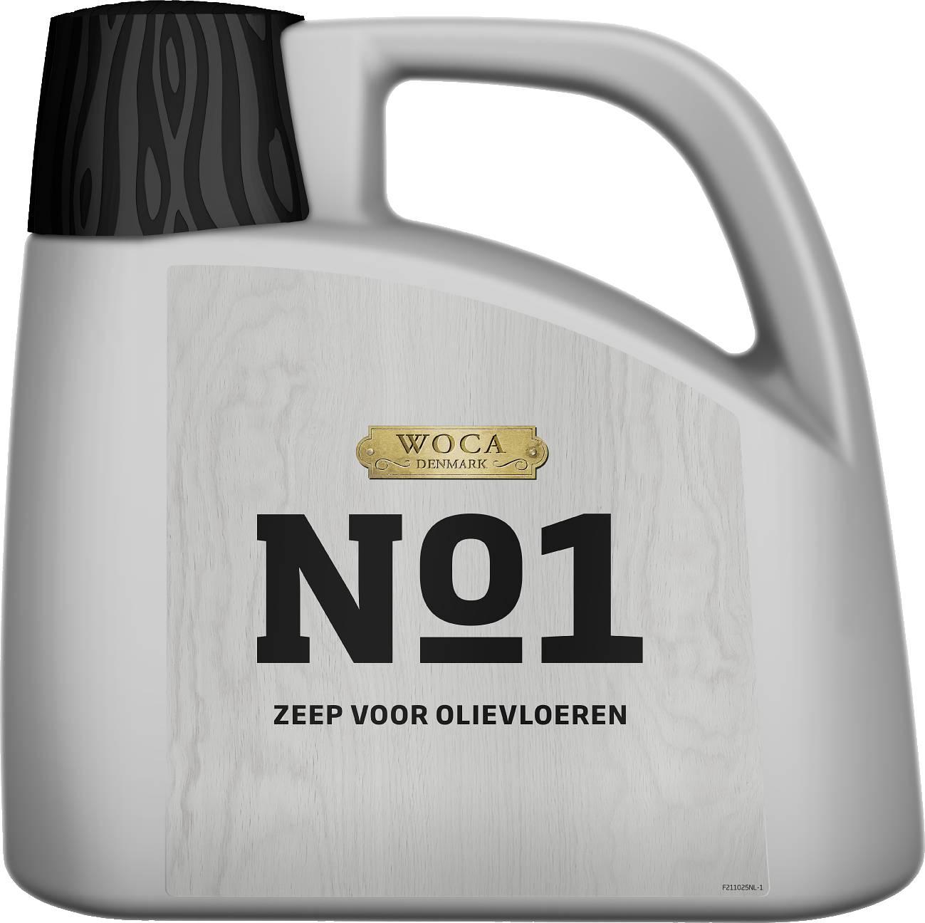 WOCA No1 Zeep voor olievloeren
