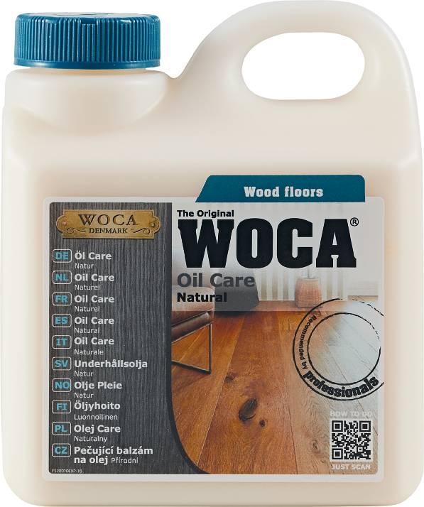 WOCA Oil Care