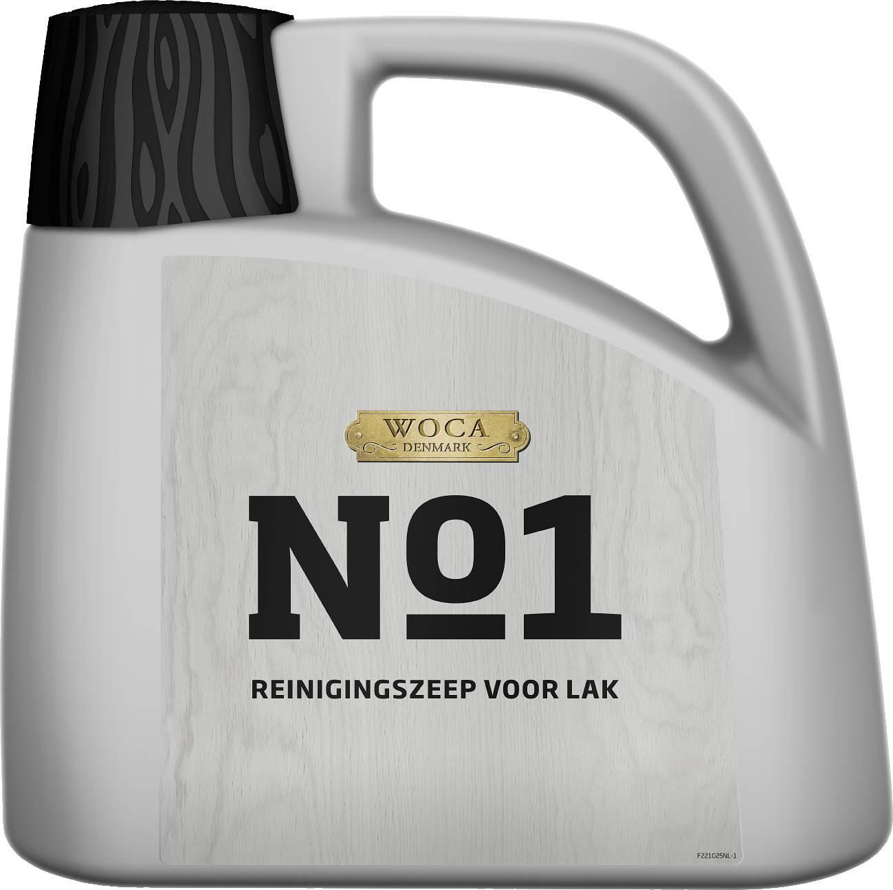 WOCA No1 Reinigingszeep voor lak