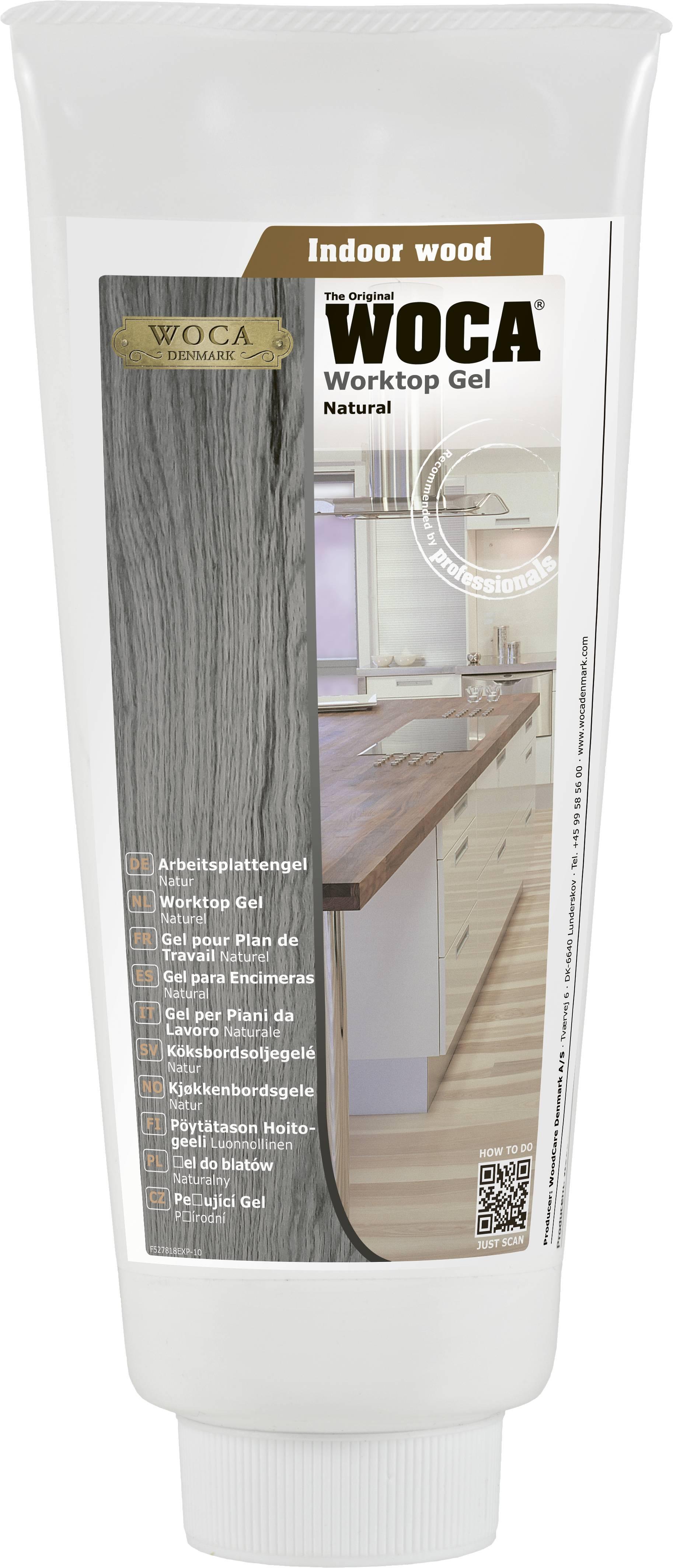 WOCA Worktop gel