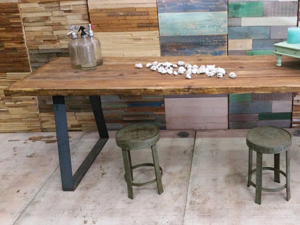 Woodindustries houten eettafels   Product in beeld   Startpagina voor Interieur en wonen idee u00ebn
