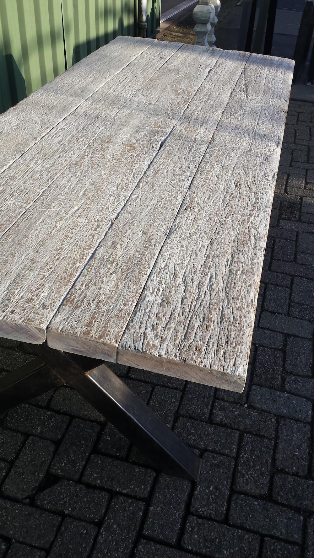 Woodindustries tuintafels