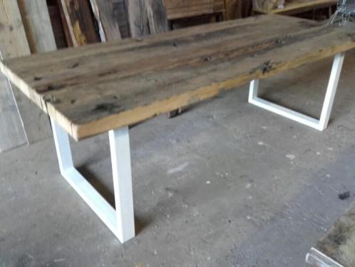 Grote Witte Tafel : Woodindustries tuintafels product in beeld startpagina voor
