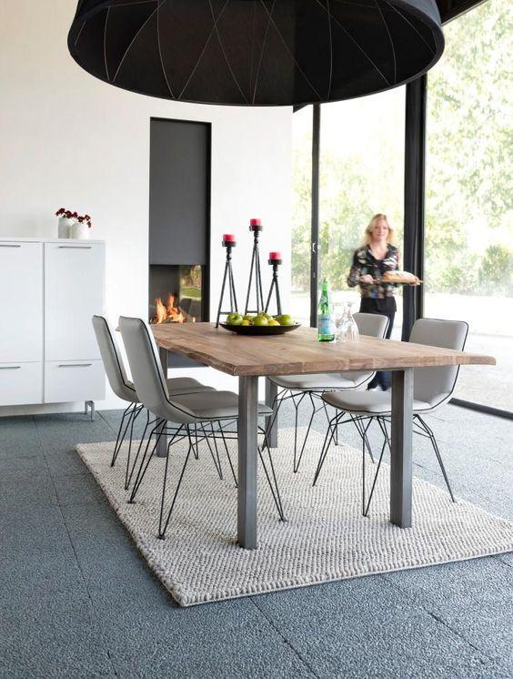 XOOON eetkamer stoelen | gratis lookbook