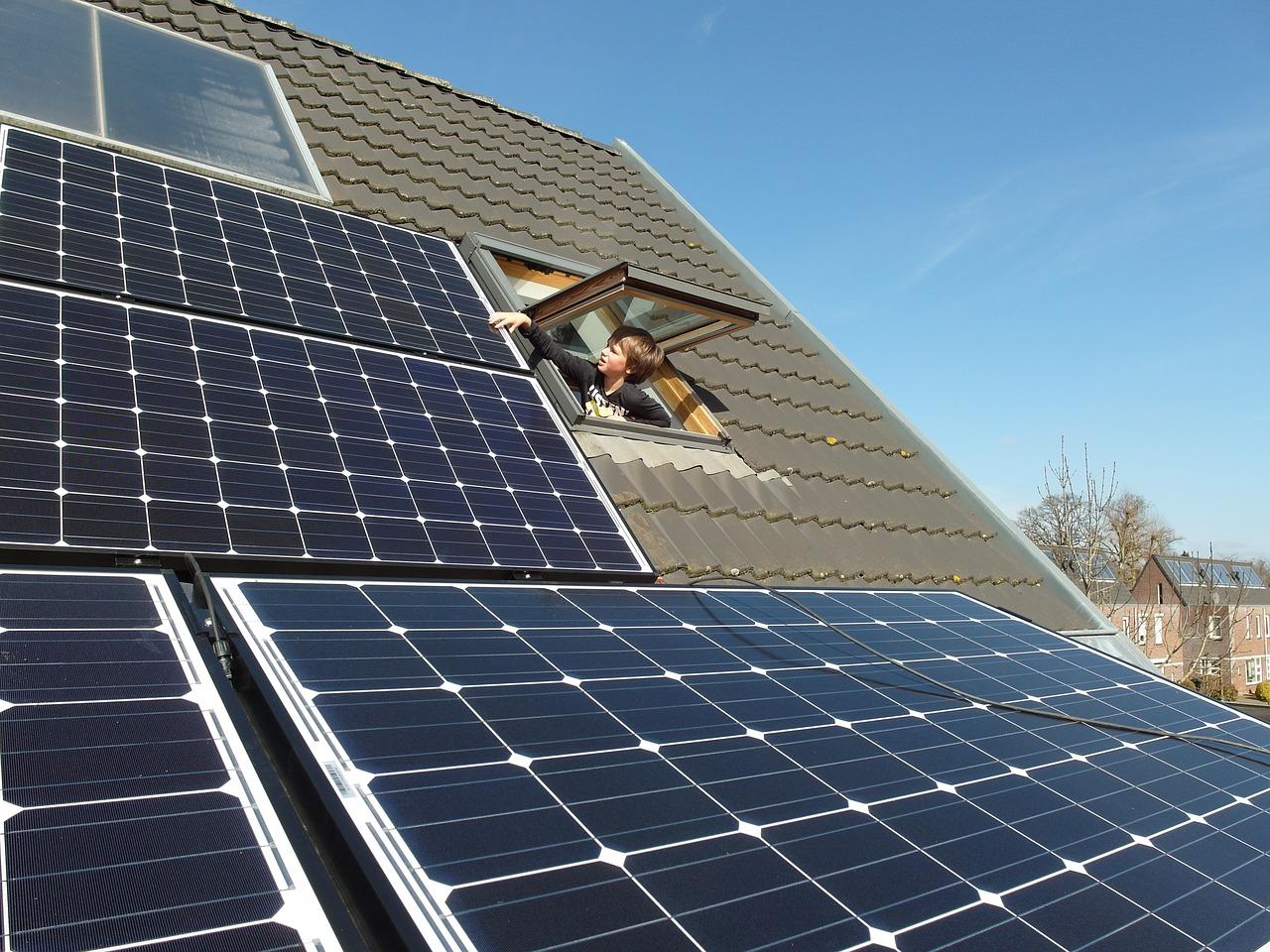 Zonnepanelen optimaliseren met Loxone Smart Home