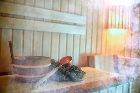 Sauna in huis: waar moet je rekening mee houden