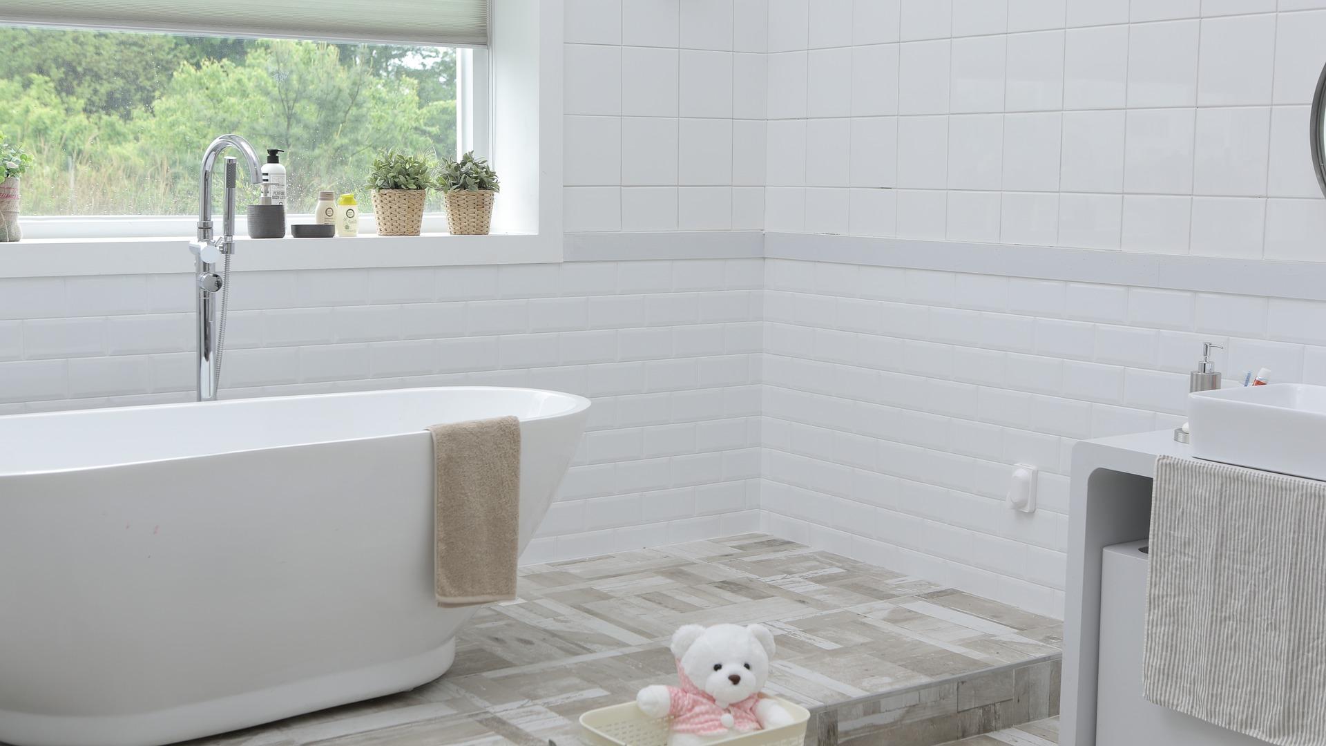 Badgoed in de badkamer #badkamer #handdoek