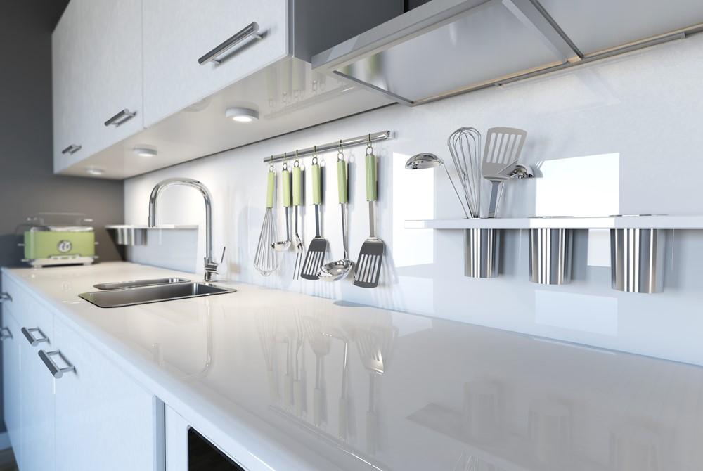 Keuken onderhouden en schoonmaken #keuken