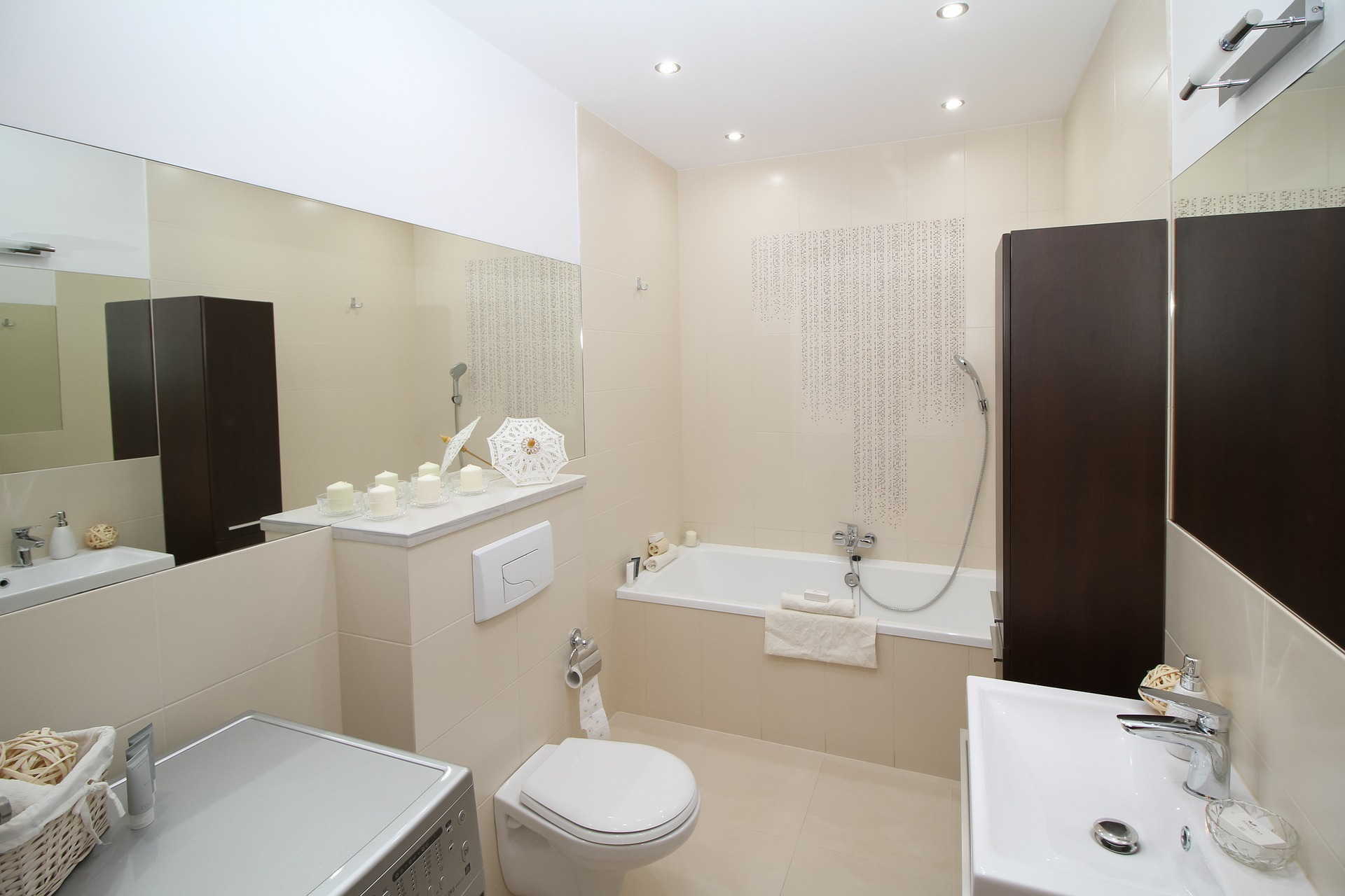 Ventilatie in de badkamer #badkamer