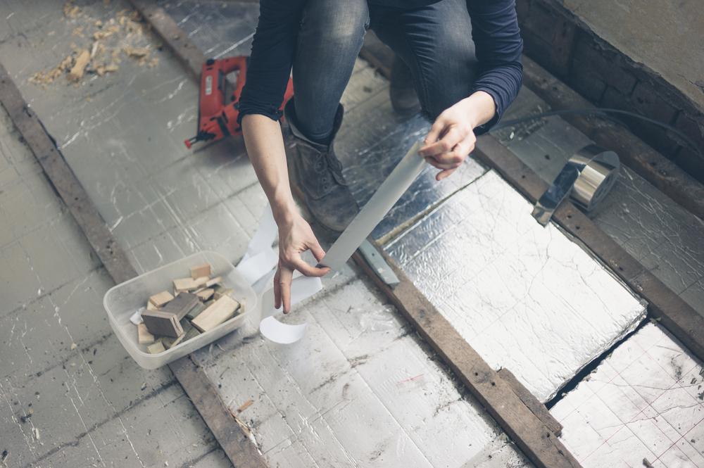 Laat de subsidie voor je vloerisolatie niet liggen #vloer #vloerisolatie #wonen