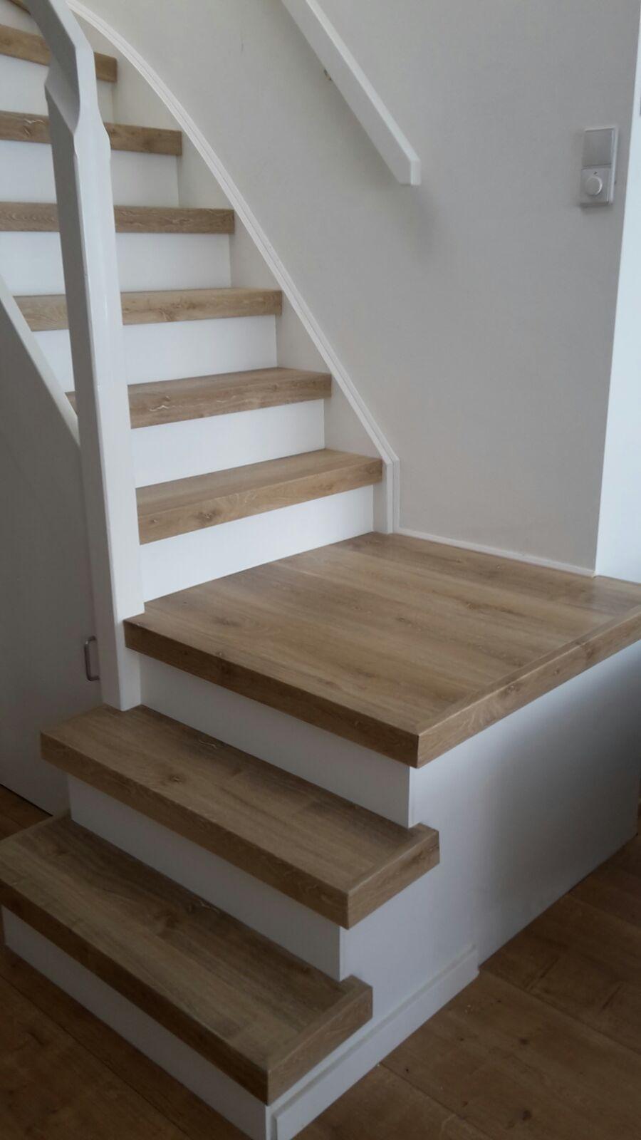 Maak je interieur af met een traprenovatie #traprenovatie
