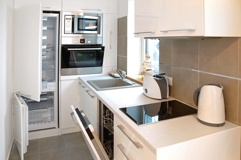 Aansluiten van apparatuur in de keuken #keuken #keukenapparatuur