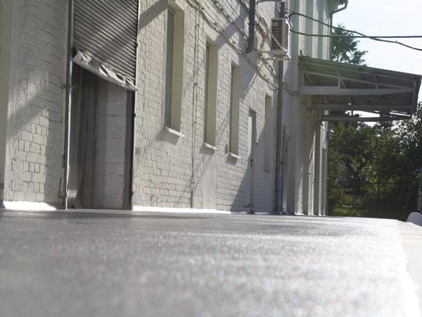 Gietvloeren voor elke ruimte #gietvloer #werkplaats #garagevloer