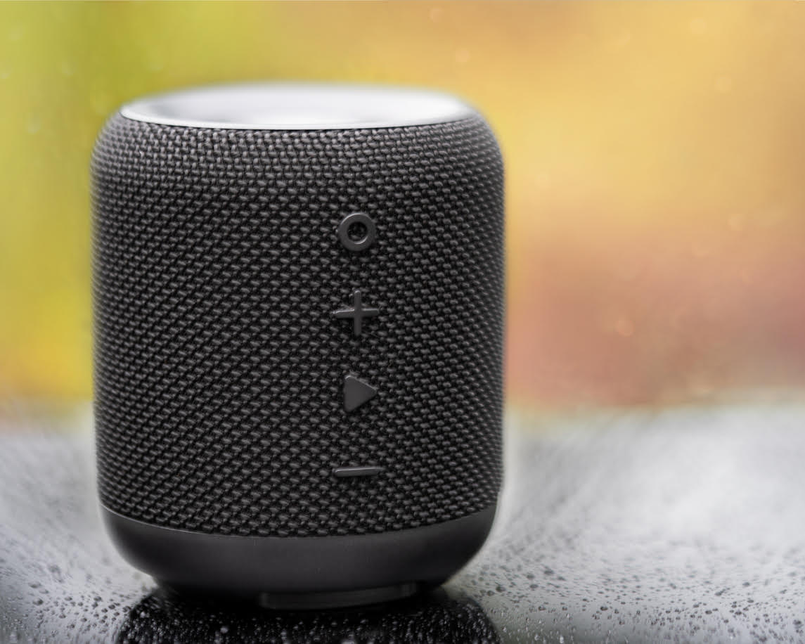 Dit is de bluetooth speaker die je onder de douche en in bad kunt gebruiken #bluetooth #badkamer
