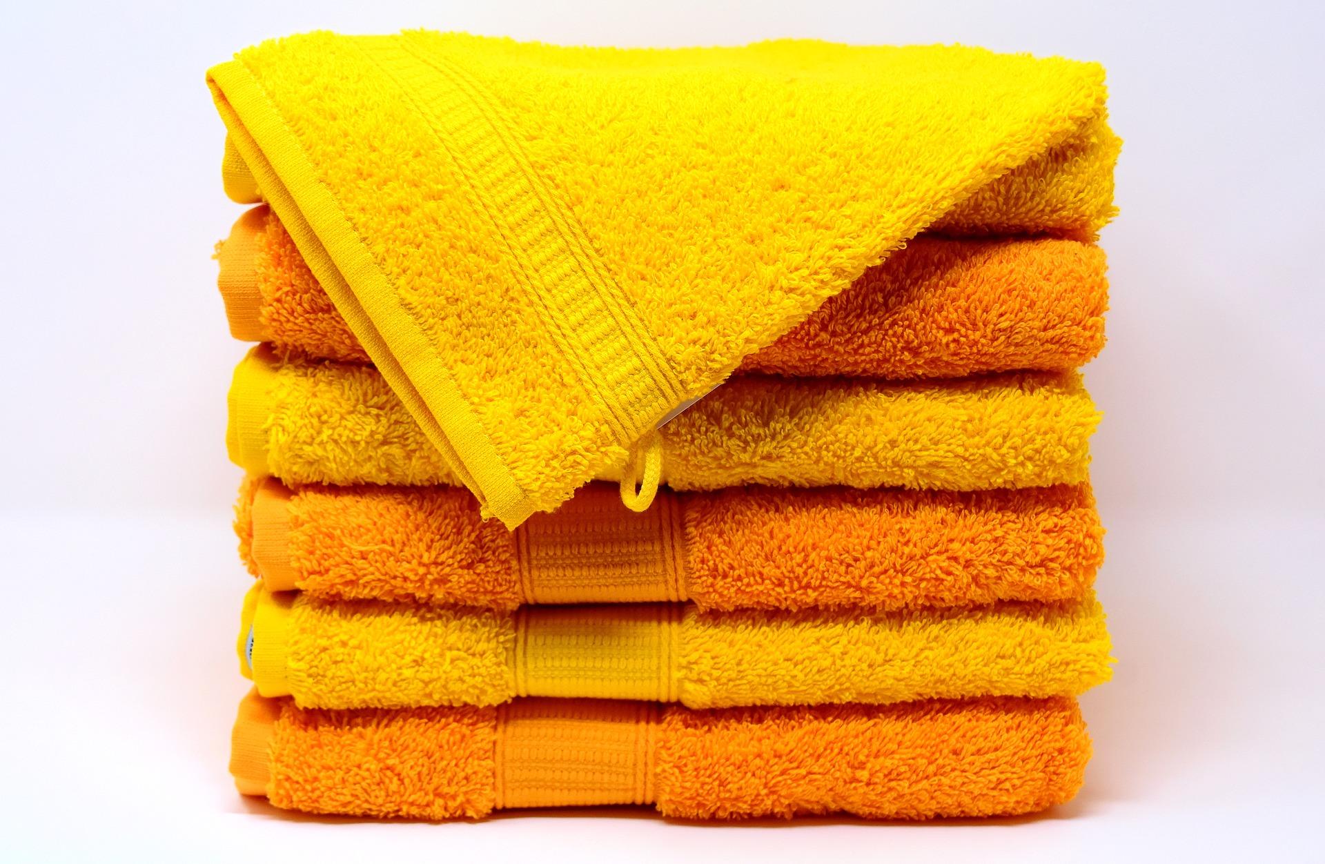 Nieuwe handdoeken voor in de badkamer #handdoeken #badkamer
