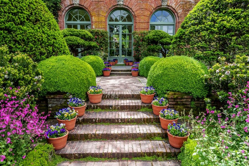 5 tips om inspiratie op te doen voor je tuin #tuininspiratie #tuin