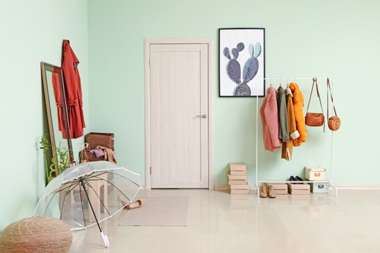 Vloer in de gang of hal: waar moet je op letten #vloer #wooninspiratie #verbouwen