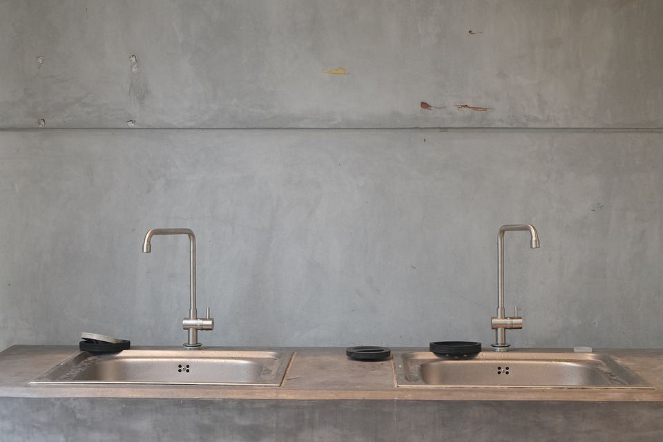 Zo onderhoud je het keuken sanitair #keuken #schoonmaken #hygiene