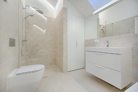 Tips voor een veilige en comfortabele badkamer #badkamer #veiligheidszones #elektriciteit #verbouwen