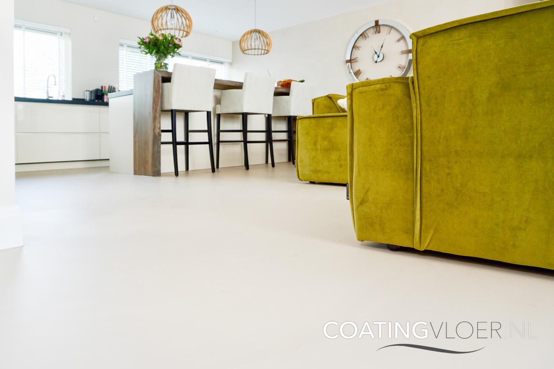Een gietvloer van kwaliteit #vloer #gietvloer #coatingvloer