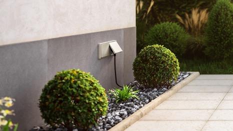 Een stijlvolle en praktische inrichting voor uw tuin #tuin #tuinontwerp #tuininrichting #terras