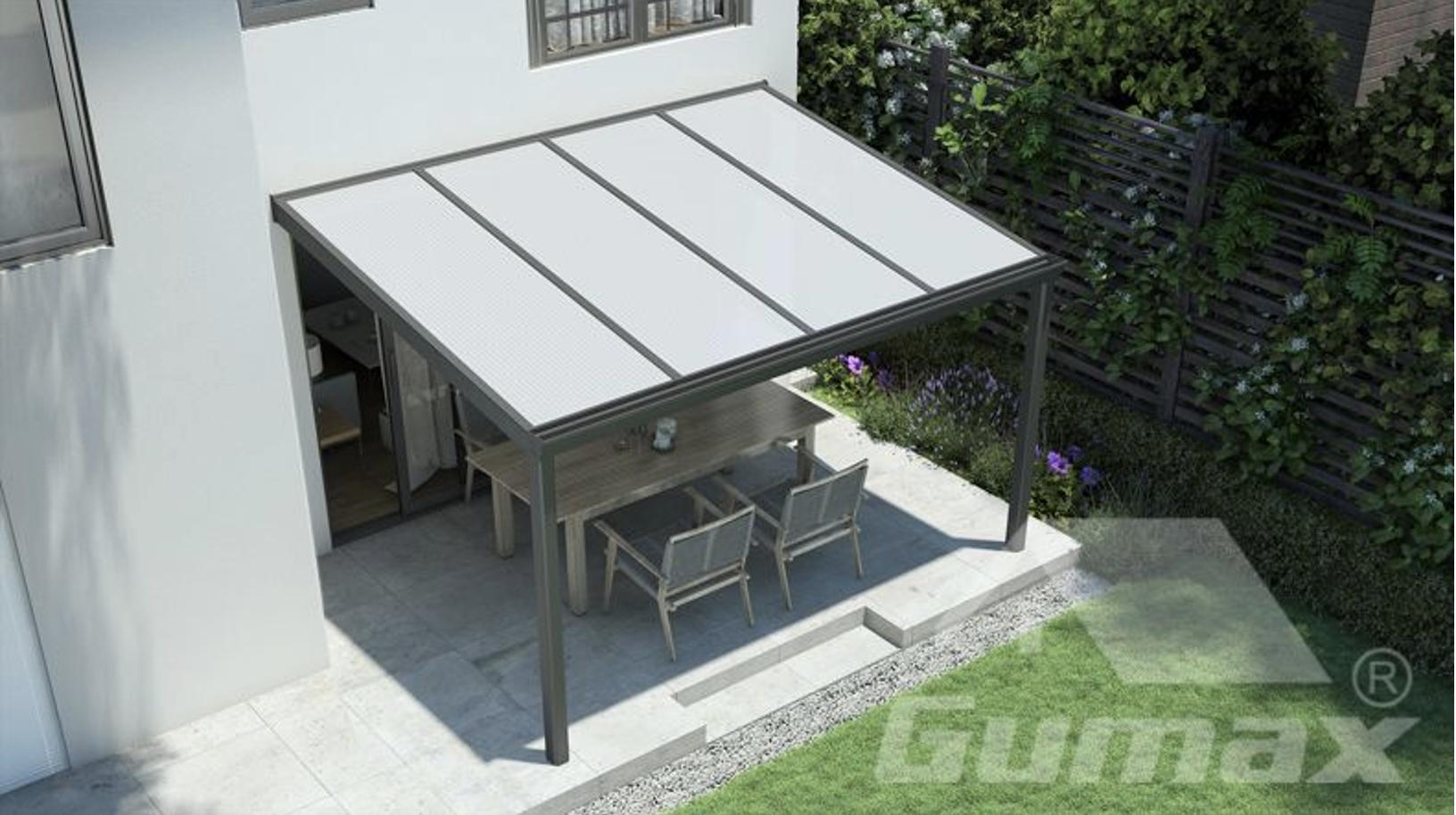 Een veranda kopen is een goede investering #tuin #tuinmaximaal #veranda #overkapping #terras #inspiratie