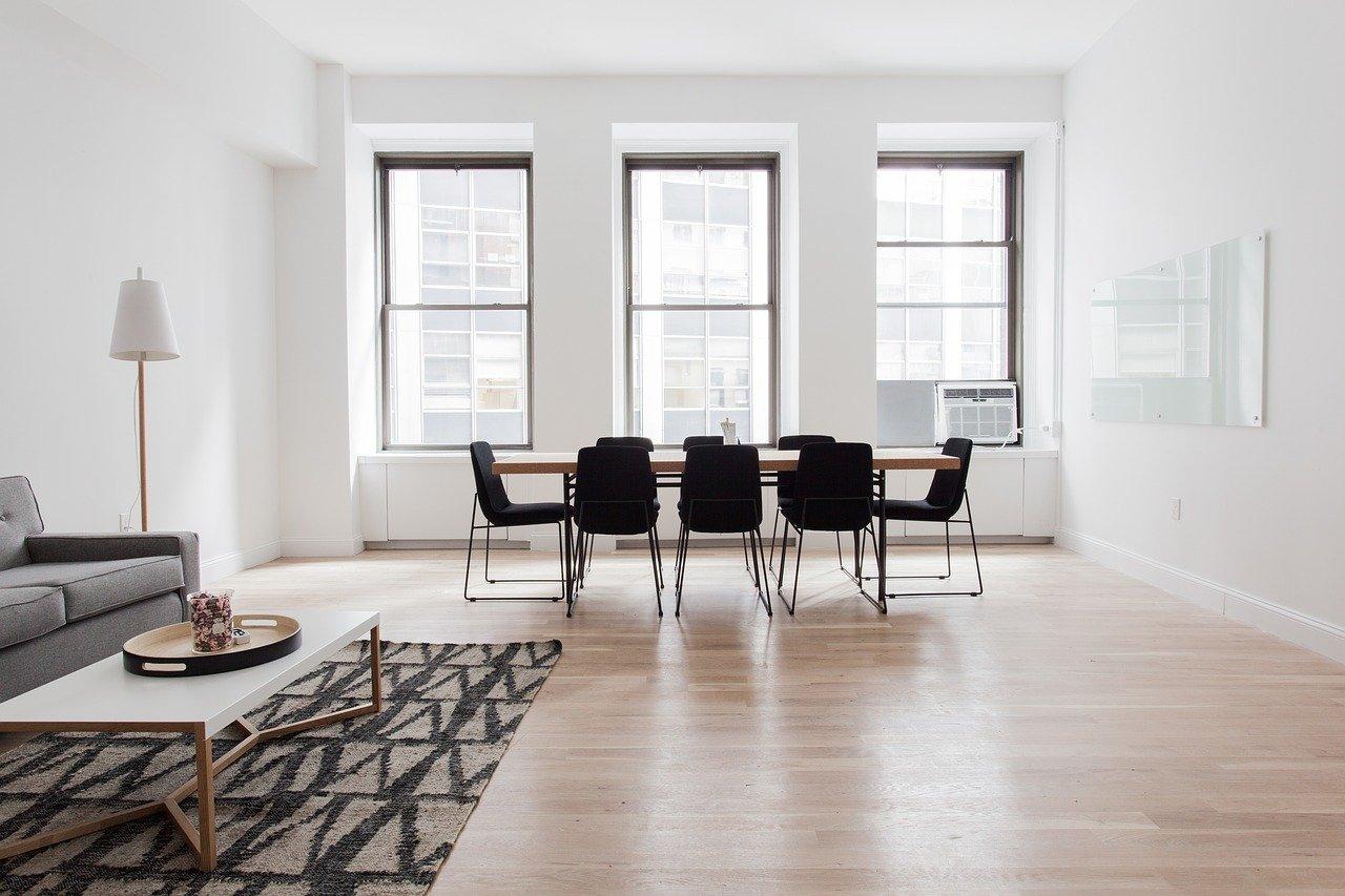 Zo combineer je de vloer met je meubels #inrichting #interieur #vloer #meubels